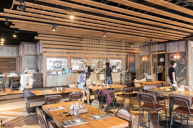 台灣航海王餐廳ONE PIECE Restaurant