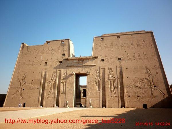 埃及何露斯神殿