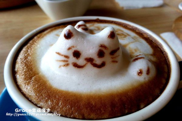 貓.旅行咖啡輕食館